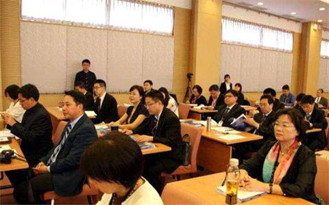 第四届京台高等教育研讨会在台举办 传承中华传统文化