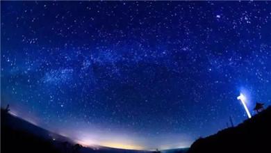 10月22日猎户座流星雨浪漫登场 九宫山是极佳观赏地.jpg