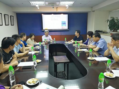 河南省台联组织参访团赴台交流参访