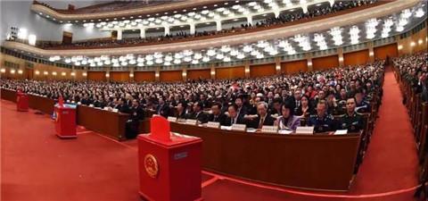 台籍代表谈宪法修正案:完全赞同,坚决拥护!