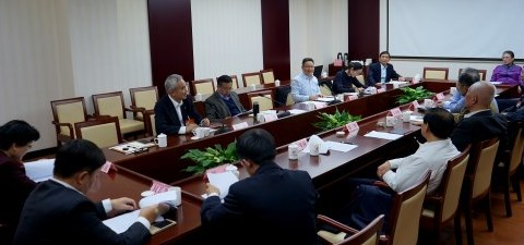 全国台联纪念《告台湾同胞书》发表40周年座谈会