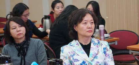 全国台联举办机关青年分享学习会
