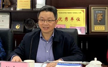 杨毅周副会长赴深圳调研台商融合发展情况