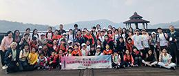 小天使們共遊日月潭 體驗客家米食文化