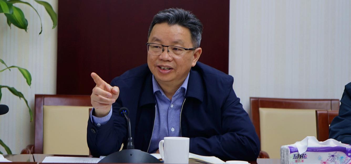 """杨毅周副会长出席老台胞""""看两会""""台湾民情论坛"""