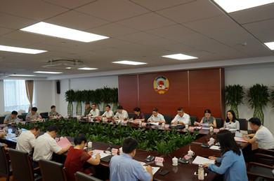 第十三届全国政协台联界别委员赴福建考察