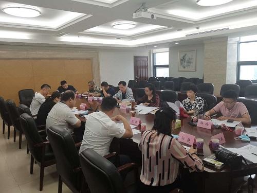 山东省台联传达学习全国两会精神
