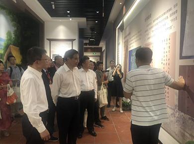 開臺文化公園開園儀式在廈門海滄舉行